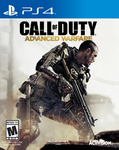 Игра для Sony PS4 CALL of DUTY Advanced Warfare