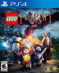 Игра для Sony PS4 Lego: The Hobbit
