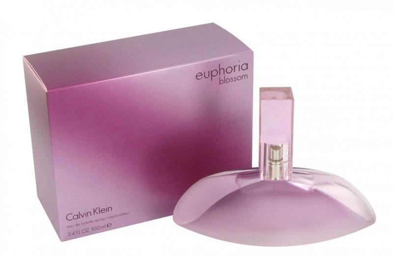Туалетная вода Calvin Klein Euphoria Blossom 1c5010f3996e7