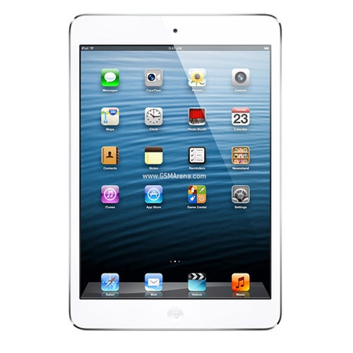 Apple iPad mini 64gb Wi-Fi белый