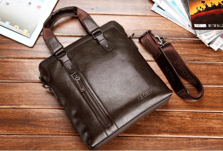 Купить мужские кожаные сумки из Италии в интернет