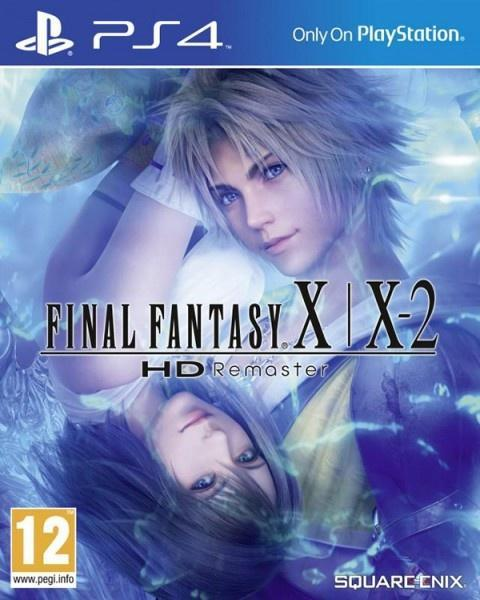 Игра для PS4 Final Fantasy X/X-2 HD Remaster