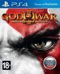 Игра для PS4 God of War III. Remastered