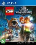 Игра для PS4 LEGO Jurassic World