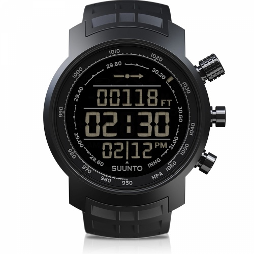 Часы спортивные Suunto Elementum Terra All black SS016979000