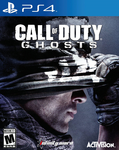 Игра для PS4 Call of Duty: Ghosts (Рус.версия)