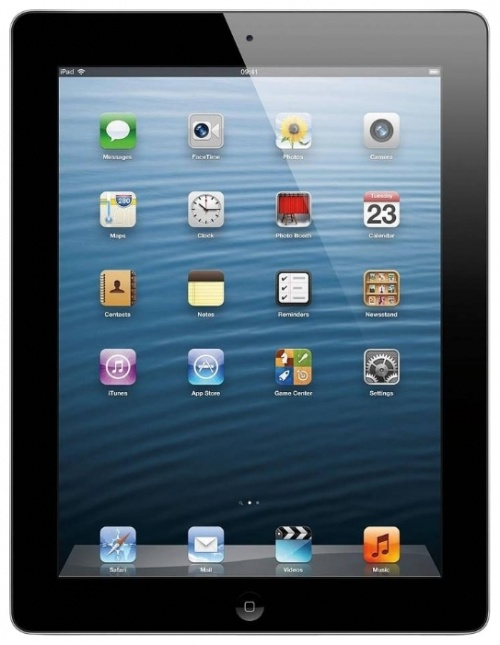 Apple iPad 4 128gb Wi-Fi Серый космос