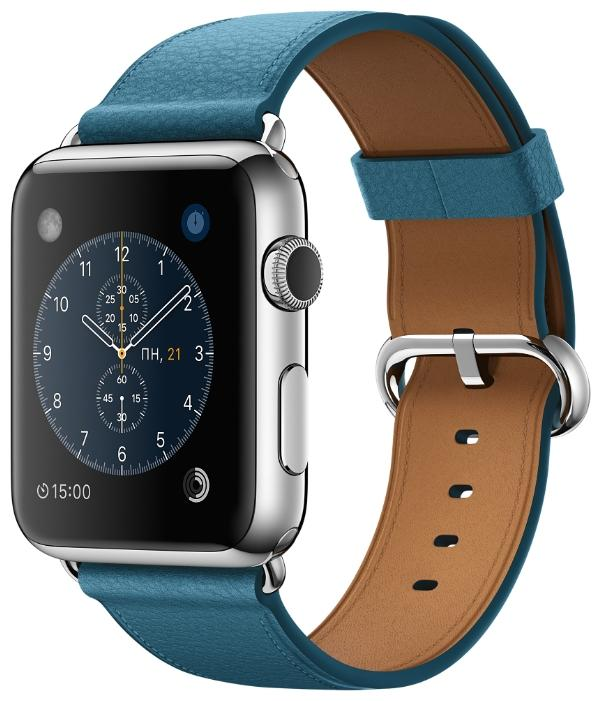 Умные часы Apple Watch 42mm with Classic Buckle