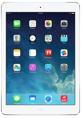 Apple iPad Air 16gb 4G Серебристый