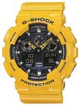 Часы унисекс Casio G-Shock GA-100A-9ADR