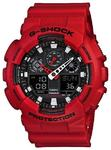 Часы унисекс Casio G-Shock GA-100B-4ADR