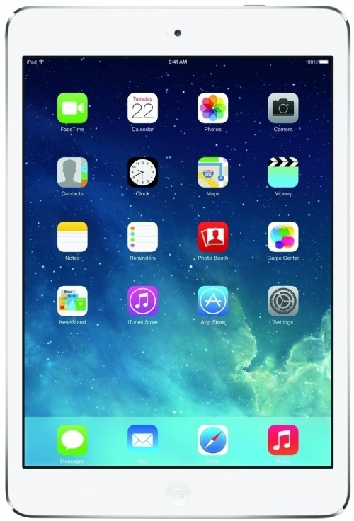 Apple iPad mini с дисплеем Retina 64GB Wi-Fi + 4G 64GB Серебристый