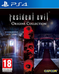 Игра для PS4 RESIDENT EVIL Origins Collection