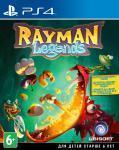 Игра для PS4 Rayman Legends (Рус.версия)