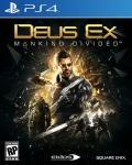 Игра PS4 Deus Ex: Mankind Divided