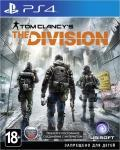 Игра для PS4 Tom Clancy's The Division (Рус.версия)