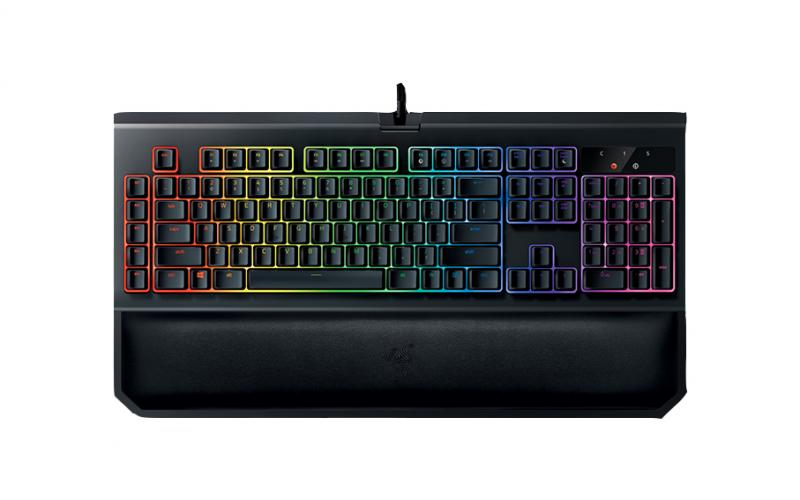 Клавиатура Razer BlackWidow Chroma V2 Yellow
