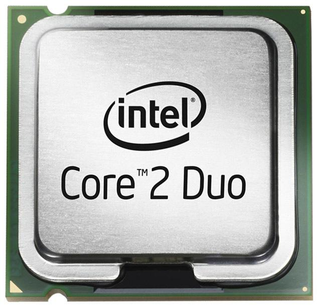 Процессор Intel Core 2 Duo E4500 2200MHz LGA775