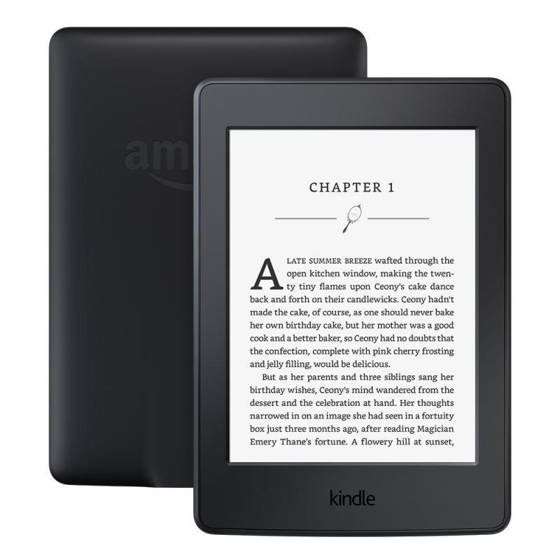 Букридер Amazon Kindle Paperwhite 4Gb (2015) черный