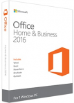 Программное обеспечение Microsoft Office 2016 Home and Business All Lng
