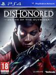 Игра для PS4 Dishonored Death of the Outsider, на русском языке