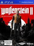 Игра для PS4 Wolfenstein The New Colossus