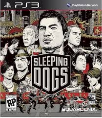 Игра для PS3 Sleeping Dogs