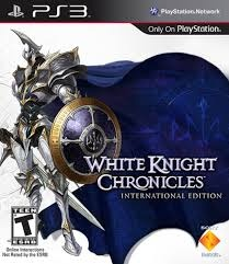 Игра для PS3 White Knight Chronicles
