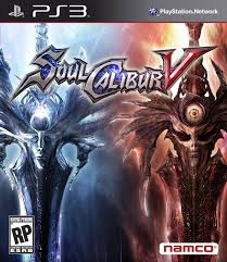 Игра для PS3 SoulCalibur V