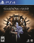 Игра для PS4 Middle-Earth: Shadow of War