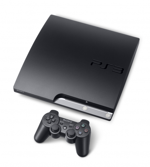 Sony PS3 Slim (120GB) Multi