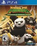 Игра для PS4 Kung Fu Panda: Showdown of Legendary Legends