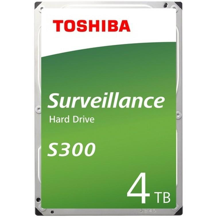 Внутренний жесткий диск Toshiba S300 HDWT140UZSVA 4000Gb 7200 rpm 3 5