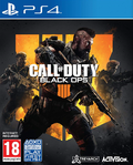 Игра для PS4 Call of Duty Black Ops 4 (Англ версия)