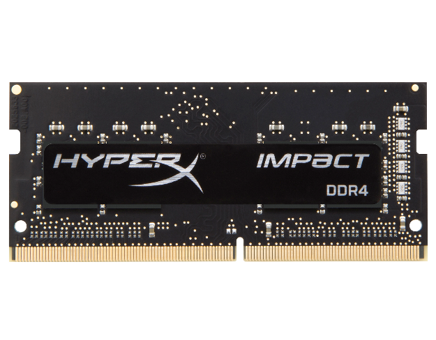 Оперативная память Kingston HyperX Impact 16Gb SODIMM DDR4 PC-21300