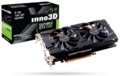 Видеокарта Inno3D GeForce GTX1060 Twin X2 6GB