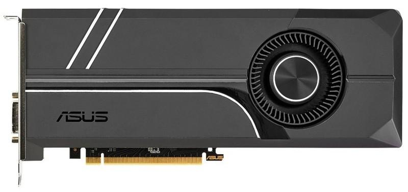 Видеокарта Asus GeForce GTX 1070 Turbo 8GB GDDR5