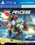 Игра для PS4 RIGS. Mechanized Combat League (русская версия)