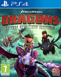 Игра для PS4 Dragons. Dawn of New Riders