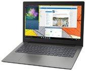 Ноутбук Lenovo Ideapad 330 81D100KPRU Intel Pentium N5000 4Gb DDR4 500Gb HDD AMD Radeon M530 2GB черный