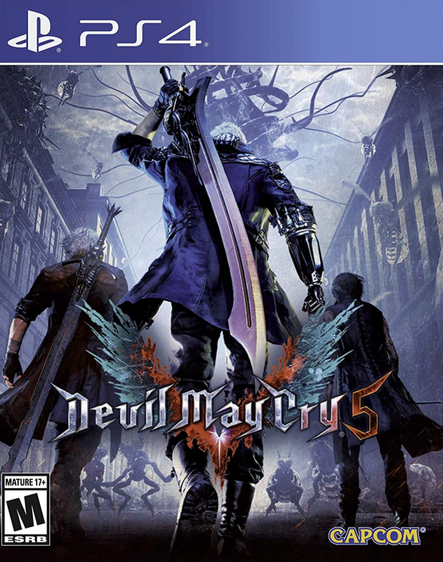 Игра для PS4 Devil May Cry 5 (Рус)