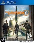 Игра для PS4 Tom Clancy's The Division 2 (Рус)