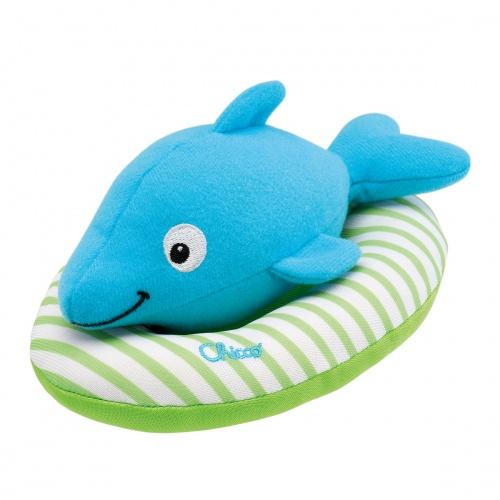 Znalezione obrazy dla zapytania chicco wibrujÄcy delfin do kÄpieli niebieski
