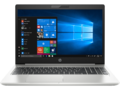 Ноутбук HP Probook 450 G6 Intel Core i5-8265U 8Gb DDR4 128Gb SSD Nvidia Geforce MX130 серебристый