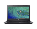 Ноутбук Acer Aspire A315 Intel Core i3-7020U 4GB DDR4 120GB SSD Nvidia Geforce MX130 DOS черный