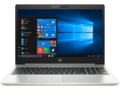 Ноутбук HP Probook 450 G6 Intel Core i5-8265U 32Gb DDR4 1000Gb HDD 128Gb SSD Nvidia Geforce MX130 серебристый