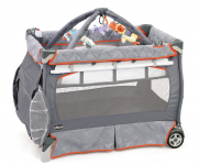 Кроватка-Манеж Chicco Lullaby LX Top Swept Tubes
