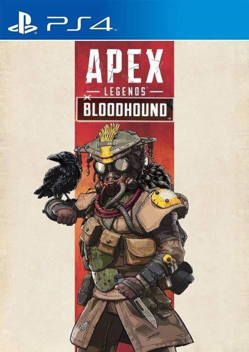 Игра для PS4 Apex Legends BloodHound Edition
