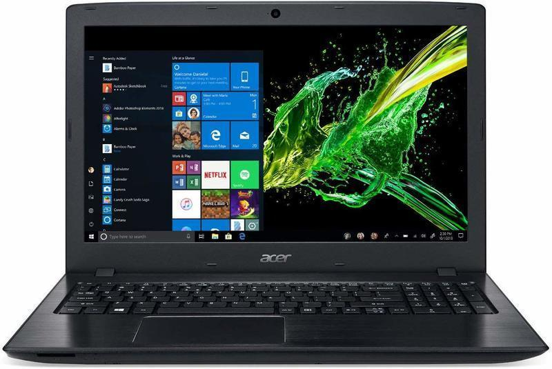 Ноутбук Acer ASPIRE E5-576G-56QV Intel Core i5-7200U 6Gb DDR4 500Gb HDD Nvidia GeForce GT940MX 2Gb HD DVDRW