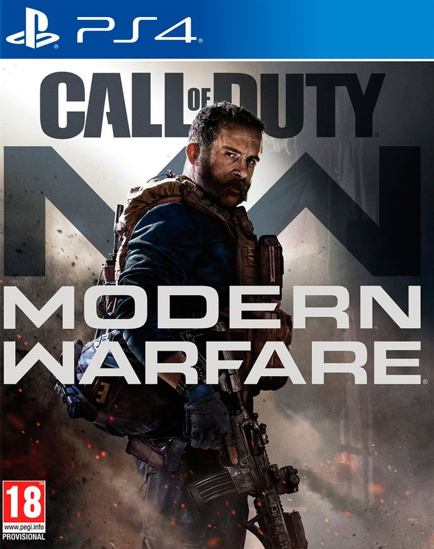 Игра для PS4 Call of Duty Modern Warfare 2019